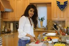 Priya Golani is a food blogger.