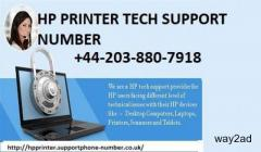 +44-203-880-7918 HP Printer Tech Support Phone Number
