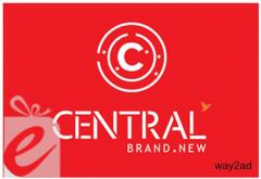 Buy CENTRAL Gift Cards | CENTRAL Gift Vouchers Online |CENTRAL eVouchers in India |eVoucher India