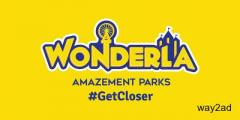 Enjoy Fun at Amusement Wonderla Park Kochi