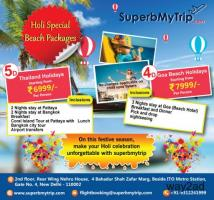 Affordable International Holiday Packages