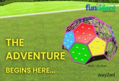 Funriders / Softtoys/Outdoor/Indoor/ Children Play equipment