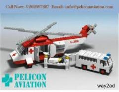 Pelicon Aviation Provides the Best and Fast Air Ambulance in Shilong