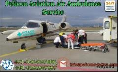 World Class ICU Facility Air Ambulance in Jaipur By Pelicon Aviation
