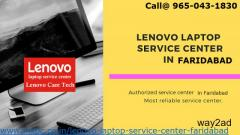 Authorized Lenovo laptop service center in Faridabad