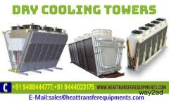 cooling tower Manufacturers -Heattransferequipments.com