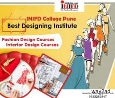 INIFD Fashion Design Courses: Acquire to do Clothes, Classy & fab!