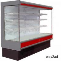 Glass Refrigerated Display Case