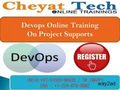Devops online training/ on job support / interview support by cheyat technologies