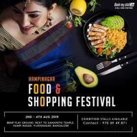 Hampinagar Food & Shopping Festival at Bangalore - BookMyStall