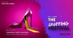 The Shopping Festival at Mumbai - BookMyStall