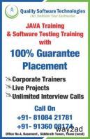 Quality Software Technologies  SoftTest, JAVA, Python ML T&P
