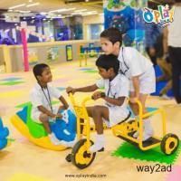 Best Indoor Kids Play Area in Himayatnagar