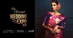 The Grand Wedding Expo 2k19 at Indore - BookMyStall