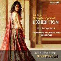 Fab Fiesta Navratri Special Exhibition at Mumbai - BookMyStall