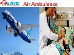 Credible Air Ambulance from Siliguri at Low Cost by Medivic Aviation
