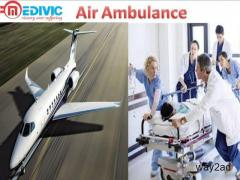 Get Air Ambulance from Gorakhpur at Low Cost by Medivic Aviation