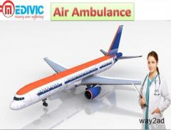 Get Best and Affordable Service of Air Ambulance by Medivic Aviation in Bagdogra