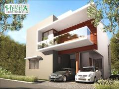 Find your dream Villa in Fortunehestia  projects  in Sarjapur road Bangalore