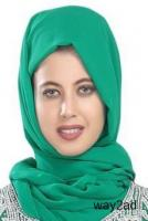 Explore Green Hijab with 40% Discounts from Mirraw Online Store