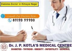 Diabetes Doctor in Himayat Nagar | Diabetes Specialist in Hyderabad