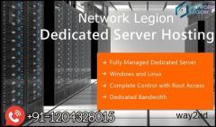 Website Hosting, Domain Name and Dedicated Server Hosting- Network Legion