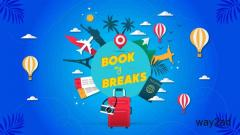 Book My Breaks: An Easy Peasy Travelling