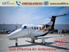 Hi-Tech ICU Emergency Air Ambulance Service in Bagdogra