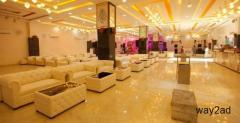 Book party hall in meerut for special occasions like weddings, birthday parties