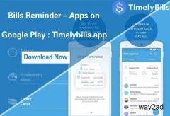 Android Apps For Money Reminder