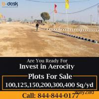Residential Plots in Aerocity Mohali |Yourbdesk