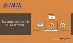Recurring Payments in MLM Software