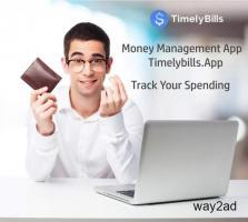 App For Money Reminder - Timelybills