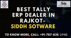 Tally ERP Software Dealer in Rajkot- Siddh Software