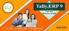Join Tally Training Course in Delhi at SLA Consultants India