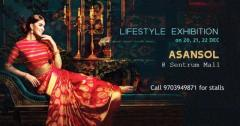 Maverick Lifestyle Exhibition at Asansol - BookMyStall