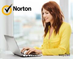 Installation of Norton antivirus on windows 10