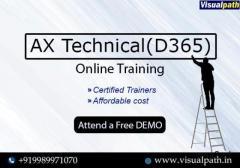 MS Dynamics AX Online Training