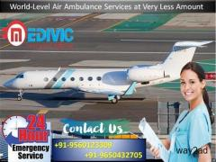 Take High-Quality Emergency Service by Medivic Air Ambulance in Bokaro