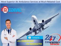 Book Medivic Air Ambulance in Kolkata at Very Nominal Price Rate