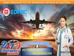 In Lethal Situation Use Medivic Air Ambulance in Patna for Quick Shifting