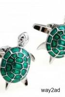 Explore latest Green Cufflinks for Men Online from Mirraw with low Prices