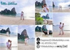 Best Honeymoon Tour Packages @ Vibha Holidays