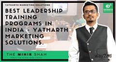 Best Leadership Training Programs in India - Yatharth marketing Solutions.