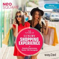 Best Commercial Shop Space on Dwarka Expressway – Neo Developers