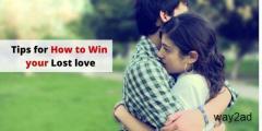 love AstrologerHow to win your lost love