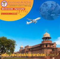 Get Most and Trusted Air and Train Ambulance in Raipur – Panchmukhi
