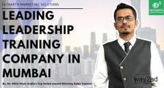Leading Leadership Training Company in Mumbai