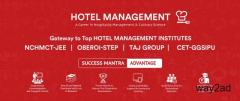 What is the Best Coaching Institute for Hotel Management Entrance in Delhi?