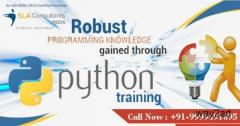 SLA Consultants Noida: Best Python Training Institute in Noida